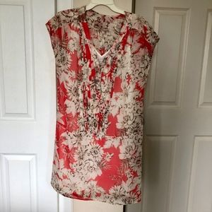 Madewell Dresses - Madewell Broadway & Broom Floral Shift Dress